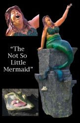 the not so little mermaid by RandyHand