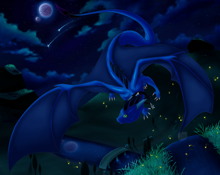 .::In The Shadow of The Moon::. by CriexTheDragon