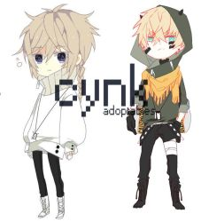 [closed] Adopt 1 by cnyk