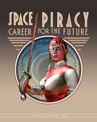 Careers in Space Piracy by BWS