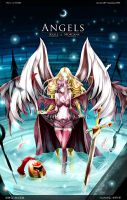 LOL_Angels by beanbeancurd