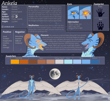 Ankela Reference sheet by lembuk