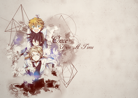 Once Upon a Time - Wallpaper by Amity-And-Sorrow