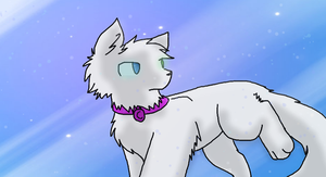 I guess this is a art trade? by halothekittycat
