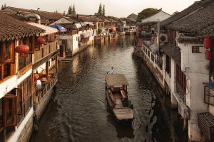 The Venice of China by Draken413o