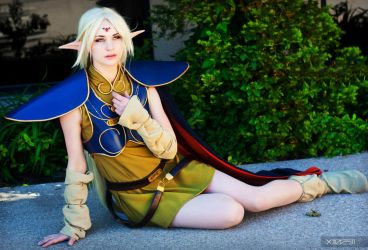 Record of Lodoss War by breathelifeindeeply
