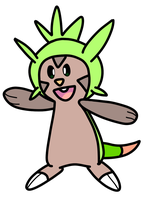 Chespin by CestQuelleADit