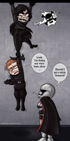 Hux is doing his best :( by ll-DANK-HANK-ll