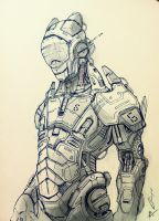 Android by blee-d