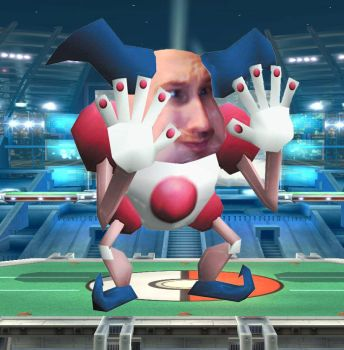 Mr. Mime by Benthos1