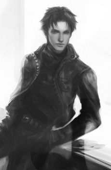 Jason todd sketch by jiuge