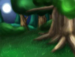 Fourtrees by Silvernazo