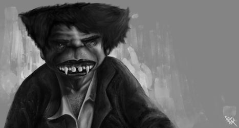 mr Hyde by sugoiE