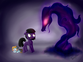 Sombra's Shadow by PucksterV