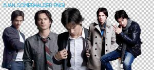 5 Ian Somerhalder PNG by bulgarianxpersonxD