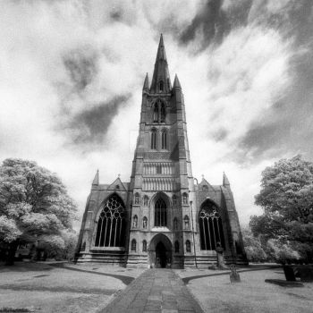 St Wulfram's Church by canoneos1d3user
