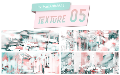 [SHARE] -  PACK TEXTURE 05 by VanAnh3621