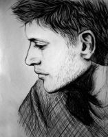 Dean Winchester by CocaineJia