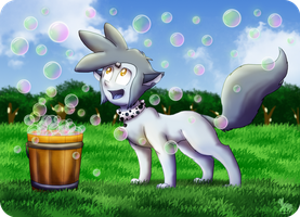 Bubbles! by Adamiro