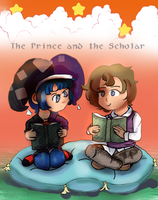 :GA: 'The Prince and the Scholar.' by magedusted
