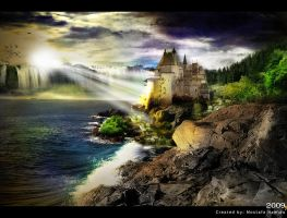 The Castle by illuphotomax