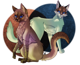 Falpha by LuneLapin