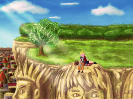 .:NaruSaku:. Recovery and Reminiscence by kristime
