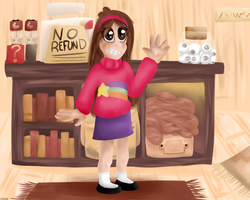 Mabel by Oceanrush