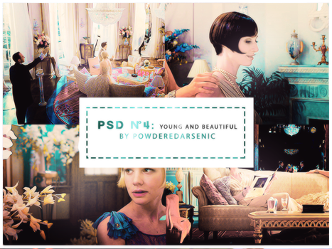 PSD 4 Young and Beautiful by PowderedArsenic