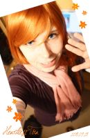 Inoue Orihime Bookmark ID by HeartlessTira