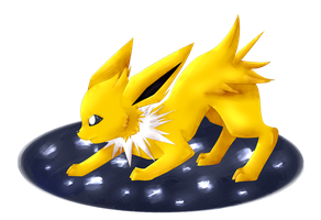 04: Favorite Eeveelution by pichisi