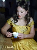 Belle Once Upon A Time - Costume by HEXEnART