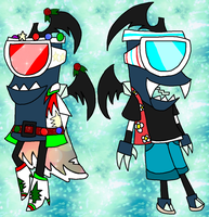 .:The Winter and the Summer:. by CrystalInfernite21