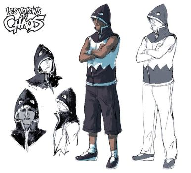 Chara design research 02 by Tohad