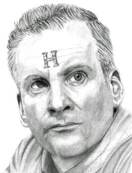 Arnold J Rimmer by aleera21