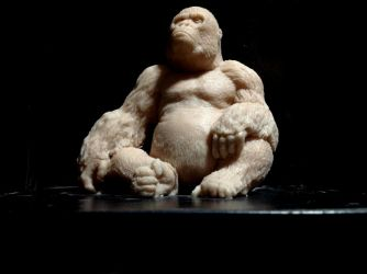 Gorilla Miniature by Rashat