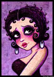 Betty Boop by LoveTHYconan