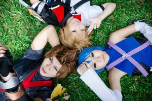 Kingdom Hearts BBS: We will find our way. by KaoriEtoile