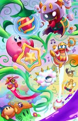 Kirby Triple Deluxe by Torkirby