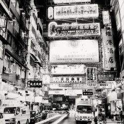 Hong Kong - Neons by xMEGALOPOLISx