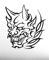 Illustration Graphics for Oni Martial Arts, AB by animaddict