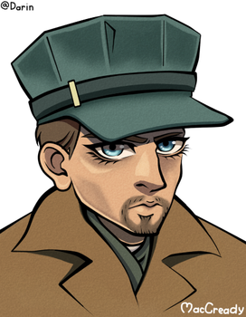 Fallout 4 - MacCready by Dante-Rinri