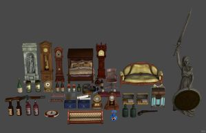 'Bioshock Infinite' Pack 2 XPS ONLY!!! by lezisell