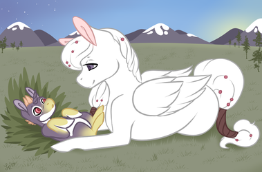 Little Orphan by Smelly-Mouse