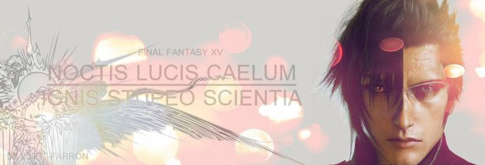 Noctis and Ignis by Light-Ferron