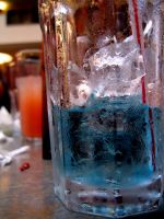 Blue Shirley Temple 2 by ErinRadPhoto