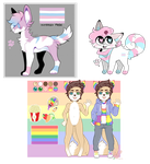 (OPEN) PRIDE ADOPTS SET PRICE by roseprints