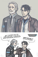 Detroit Become Human by emlan