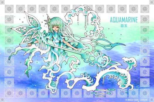 Aquamarine by zeiva