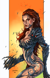 Witchblade Colors Live Stream by GiuliaPriori